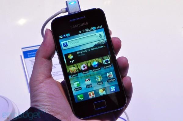 Judge cuts international Galaxy S and S II, Galaxy Ace from Apple lawsuit against Samsung