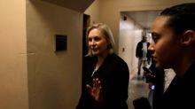 Senator Gillibrand calls Trump Twitter post 'sexist smear'