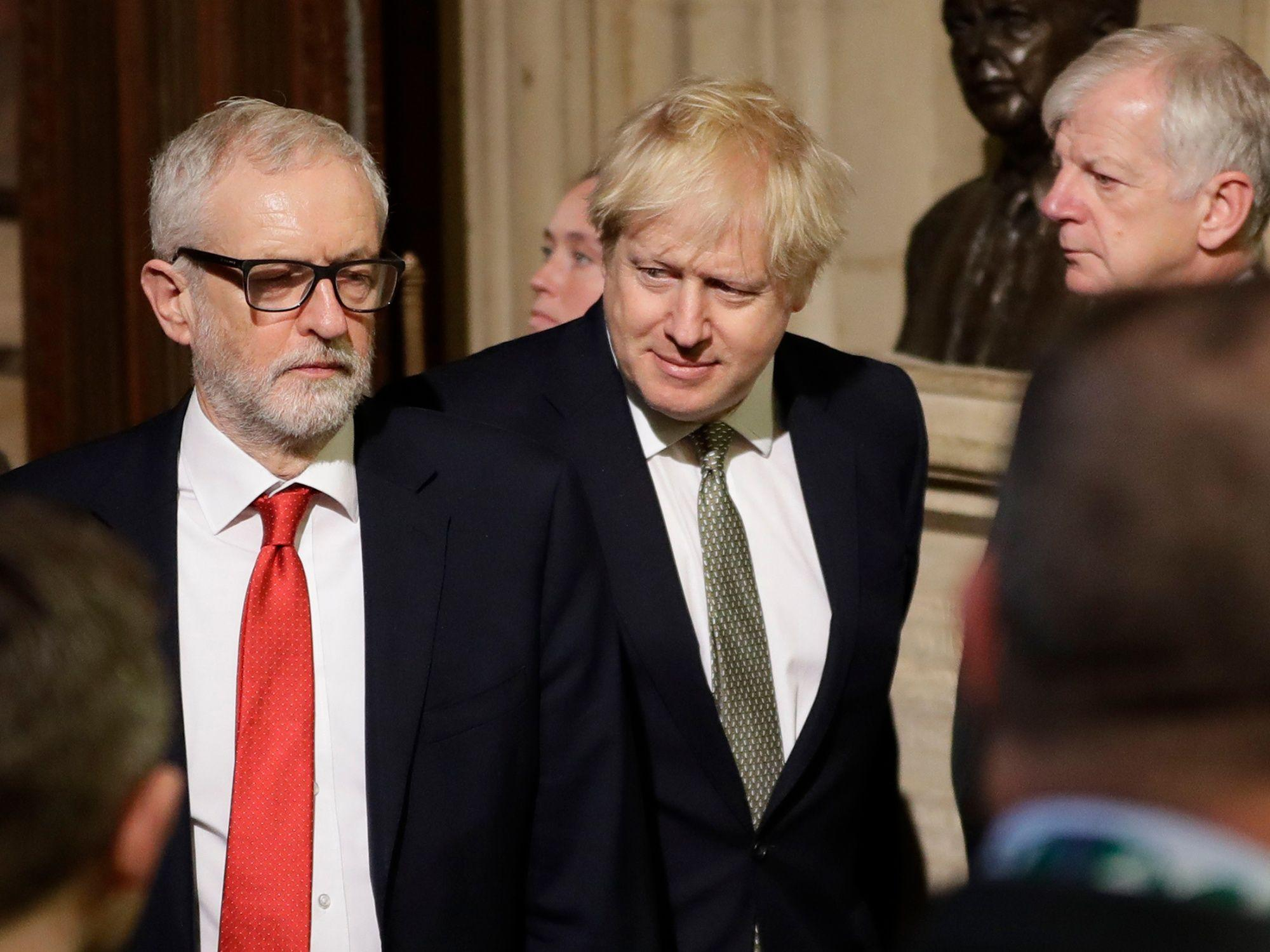 UK: MPs approve first stage of PM Johnson's Brexit legislation