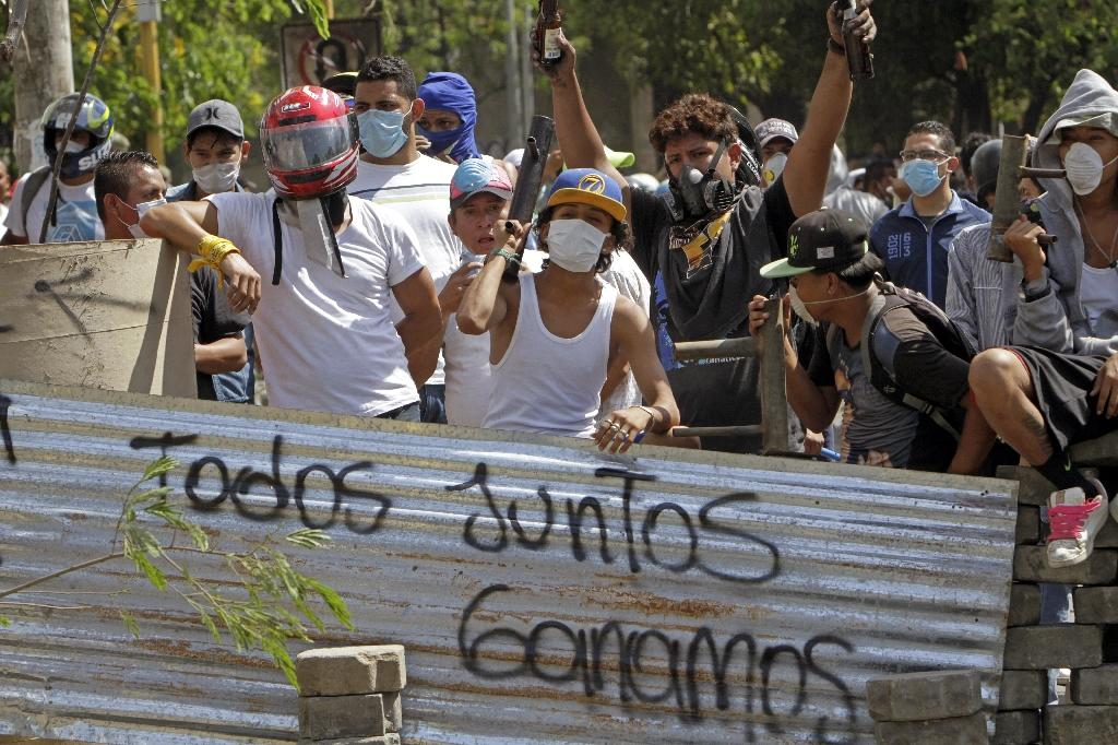 Nicaraguans have taken to the streets over a proposed changed to the pension system, which would see workers and employers chip in more toward the retirement system