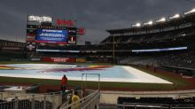 Nationals leave everyone hanging with delayed postponement announcement