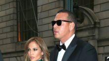 Las hijas de Alex Rodríguez se integran en el 'séquito' de Jennifer Lopez