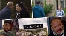 Next week on 'Emmerdale': Jimmy is sent to prison? Plus Gabby bonds with Noah, Liv feels overwhelmed (spoilers)