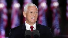 Pence verspricht «Recht und Ordnung» bei Wiederwahl Trumps
