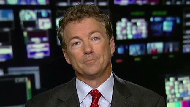 Sen. Rand Paul fires back at Gov. Chris Christie