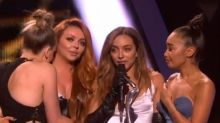 Brit Awards 2017 winners: Little Mix win first ever award as David Bowie scoops top prizes
