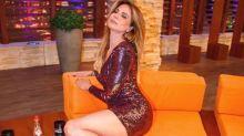 Luciana Gimenez diz que dorme pelada e envia nudes