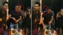 Was Hardik Pandya Smoking At Sakshi Dhoni's Birthday Party? Social Media Abuzz After Cake-Cutting Celebration Video Went Viral
