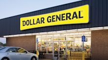 Why Dollar General Stock Was Sliding Today