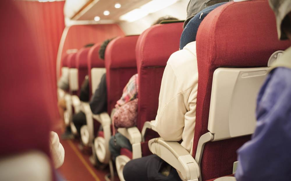 The One Place You Should Sit On A Plane To Get The Best