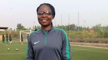 Florence Omagbemi demands for more women competitions in Africa