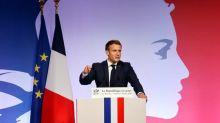 SONDAGE BFMTV - Séparatisme: les Français favorables aux mesures annoncées par Macron, à l'exception de l'enseignement de l'arabe