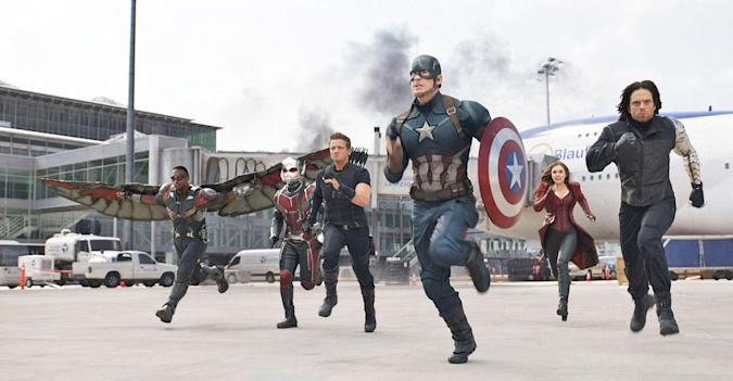 Recommended Reading: Captain America vs. Iron Man