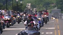 Rolling Thunder brings out emotional tributes to fallen