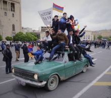 Armenian PM says country needs him as opposition stages ninth day of protests