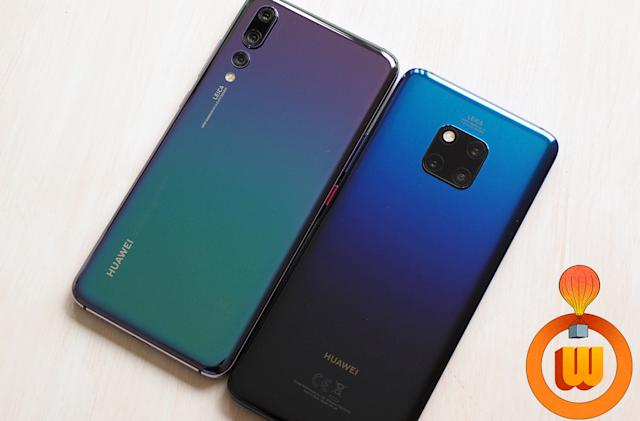 Huawei in 2018: Smartphone excellence and strained relations
