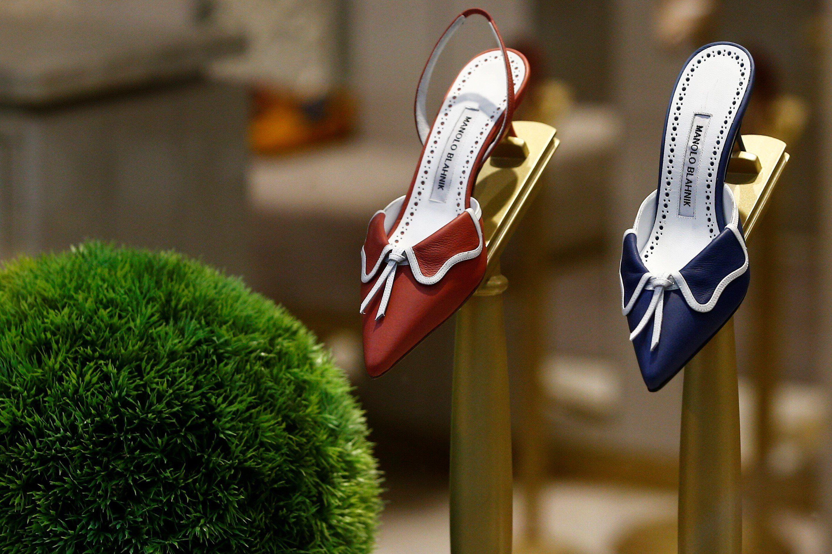 Jimmy Choo co-founder has advice for disrupting a market — twice