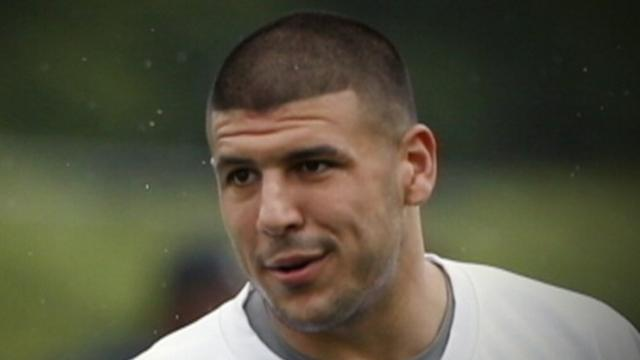 Aaron Hernandez: Caught on Tape?