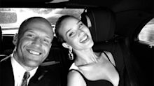 Rosie Huntington-Whiteley Shares Son's Adorable Attempt to Come to Dad Jason Statham's Premiere