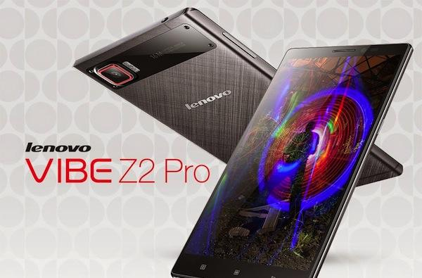 Lenovo's new flagship features Quad HD screen, metal body and huge battery
