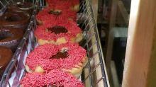 Tim Hortons pulls 'poppy donut' in Calgary