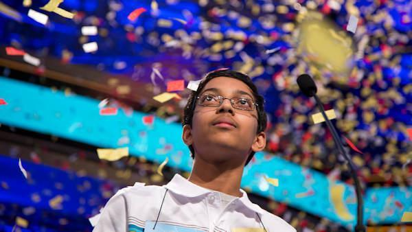 NY's Arvind Mahankali wins National Spelling Bee