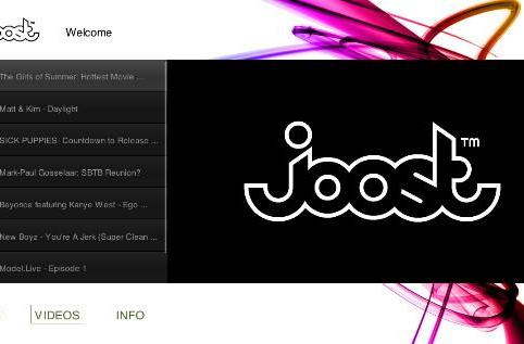 Joost launches PS3 video site