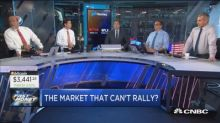 The Dow wiped out a nearly 450-point jump, is this the ma...