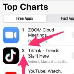 People are scrambling to download TikTok after the Trump administration issued an order banning it from app stores