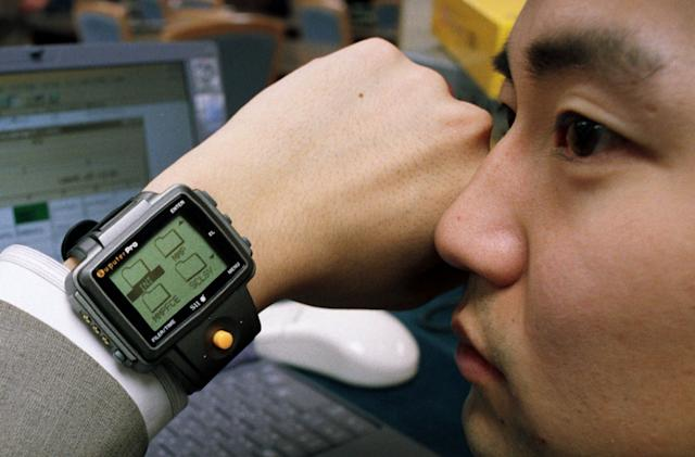 The world's first smartwatch had the same issues we have today