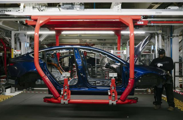 Tesla must pause production at its Fremont factory to shelter in place