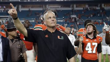 Richt: Miami in 'better hands' without him