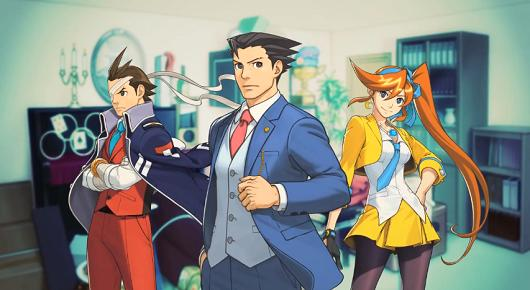 Dual Destinies art director details character design and Phoenix Wright's transition to 3D