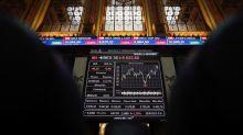 El IBEX 35 amplía sus pérdidas hasta el 0,87 % y se aleja de los 9.600 puntos
