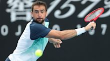 Former US Open champ Marin Cilic ready for the long climb back to top of men's tennis