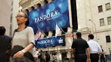 Pandora shares slip after Morgan Stanley downgrades stock, says ad sales growth 'no longer a given'