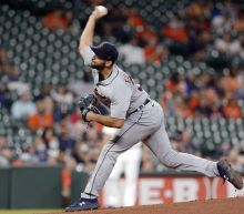 Fulmer 1st win since 2018, Tigers sweep shorthanded Astros
