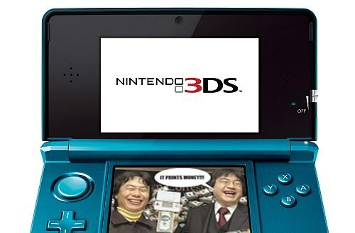 Nintendo 3DS clocks up 400,000 US sales in opening week, nearly matches month-long total for DS