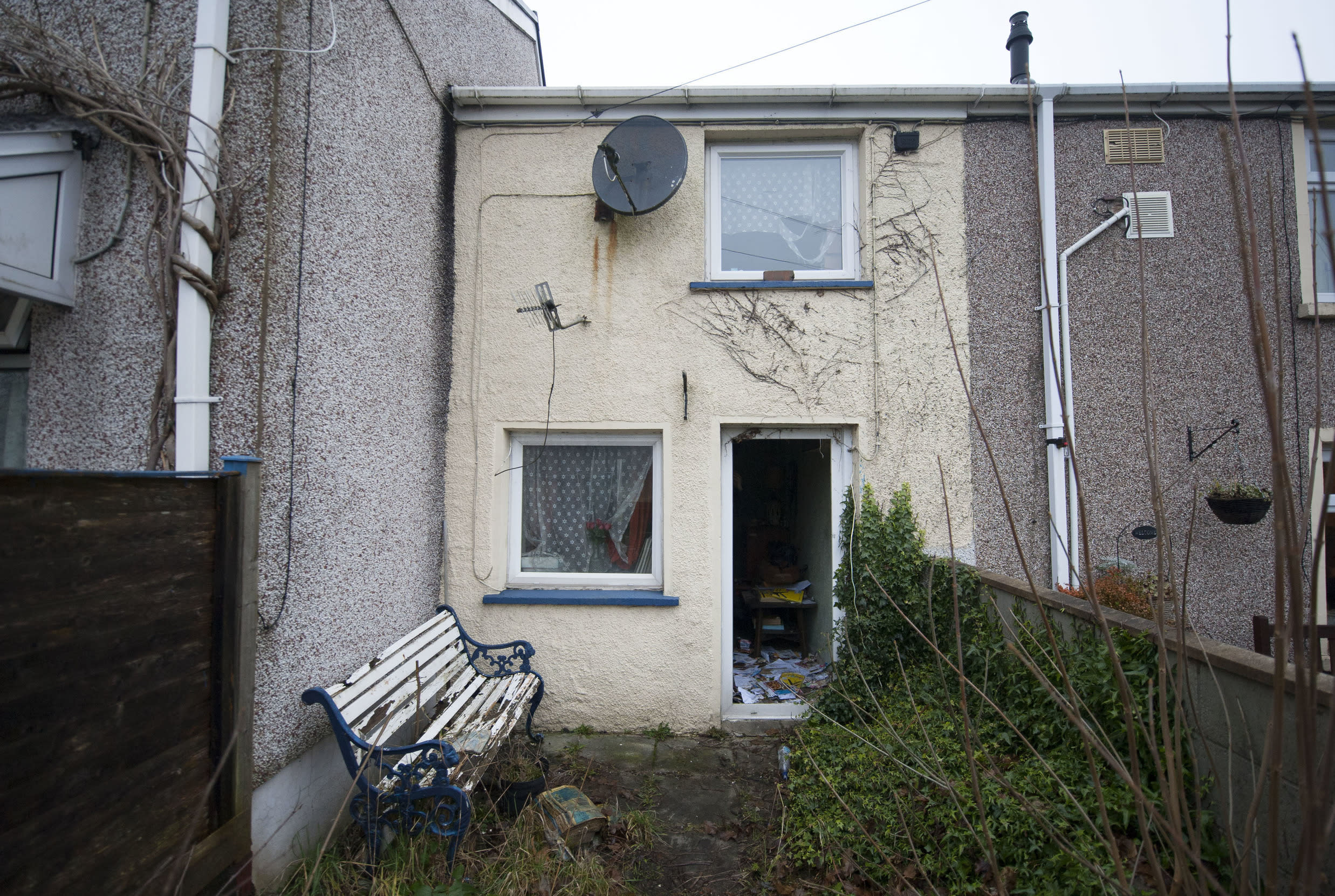 <p>The tiny terraced house in a former mining town in the Welsh Valleys sold for £15,500 in an auction.</p>  <p></p>