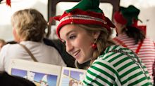 Is this the best Santa train in Britain?