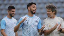 Foot - L1 - OM - OM:Morgan Sanson forfait face au PSG
