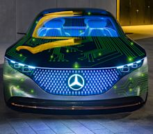 Mercedes-Benz, Nvidia partner to bring 'software-defined' vehicles to market in 2024