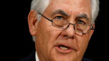 Tillerson affirms importance of constructive U.S.-China ties