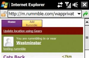 New Google API lets mobile sites track you down