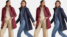 This £45 M&S puffer coat comes in five colours and is selling fast