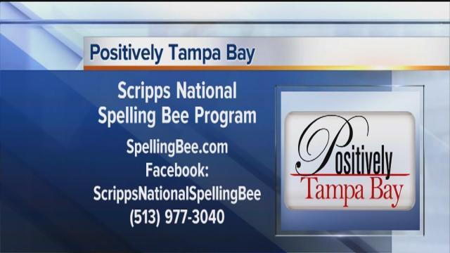 Positively Tampa Bay: Scrips National Spelling Bee
