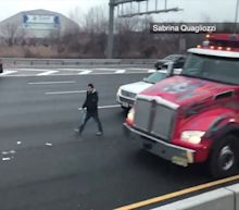 Truck Spills Cash onto New Jersey Highway Causing Crashes, Chaos
