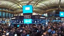 Twitter Stock Rallies on Wall Street