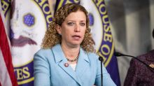 Congresswoman Debbie Wasserman Schultz prevented from entering mail facility
