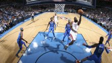 The Rockets hunted Carmelo Anthony, and that's a problem for the Thunder
